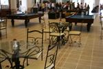 столове от ковано желязо за ресторанти за вила