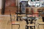 Уникални столове от ковано желязо за ресторанти