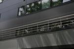 алуминиев парапет за тераса