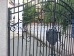 порти от ковано желязо с две крила