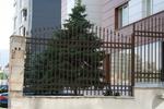 изработка на решетъчна ограда от ковано желязо