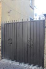 порти с 2 крила от ковано желязо